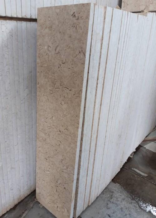 سنگ پله مرمریت پرطاووسی